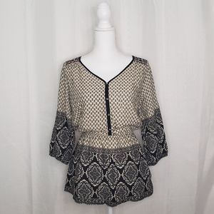 Women's Maurices Boho Tunic Top